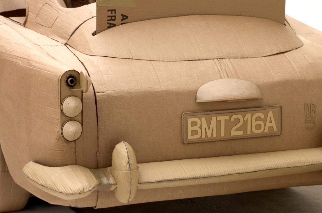 Aston Martin DB5 (detail)