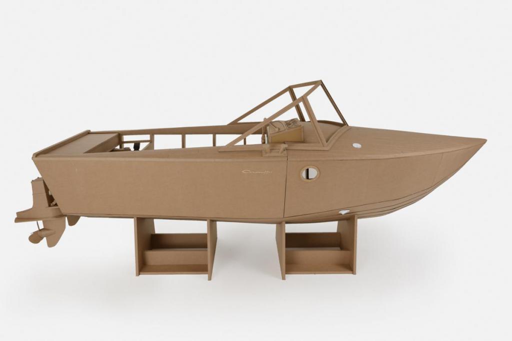Camuffo Speed Boat