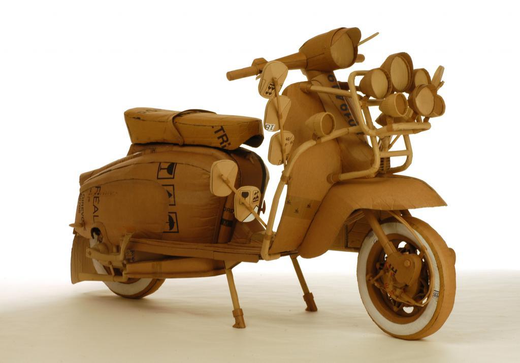 Mod Lambretta
