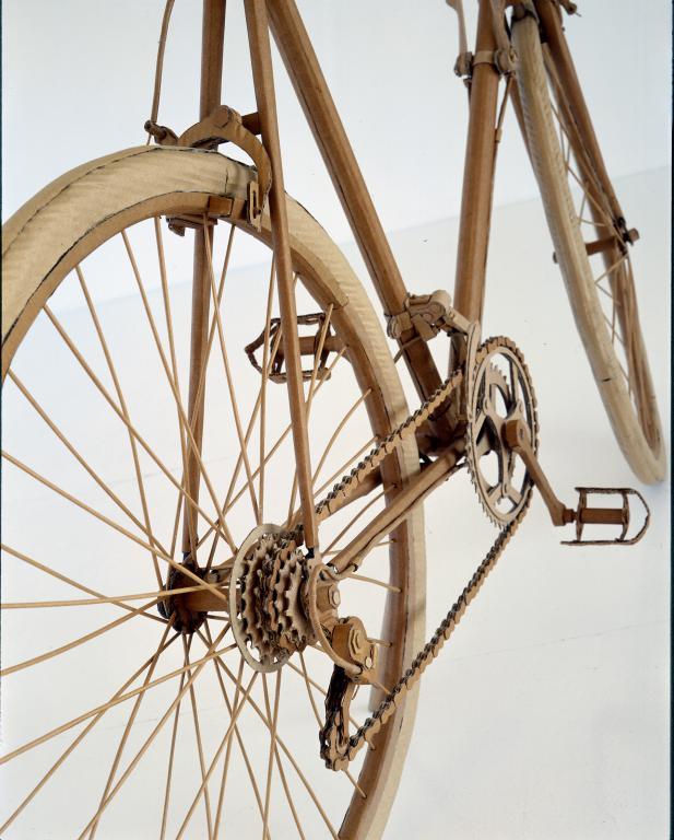 3 bikes (detail)
