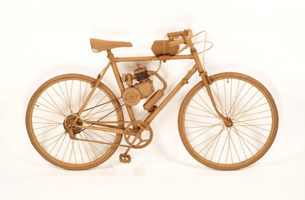 Bicycle (motor assist)