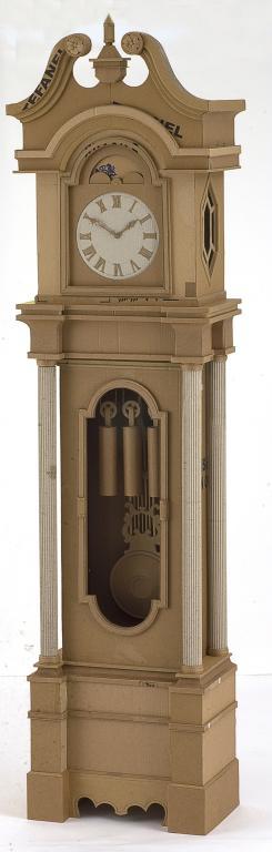 Casement clock