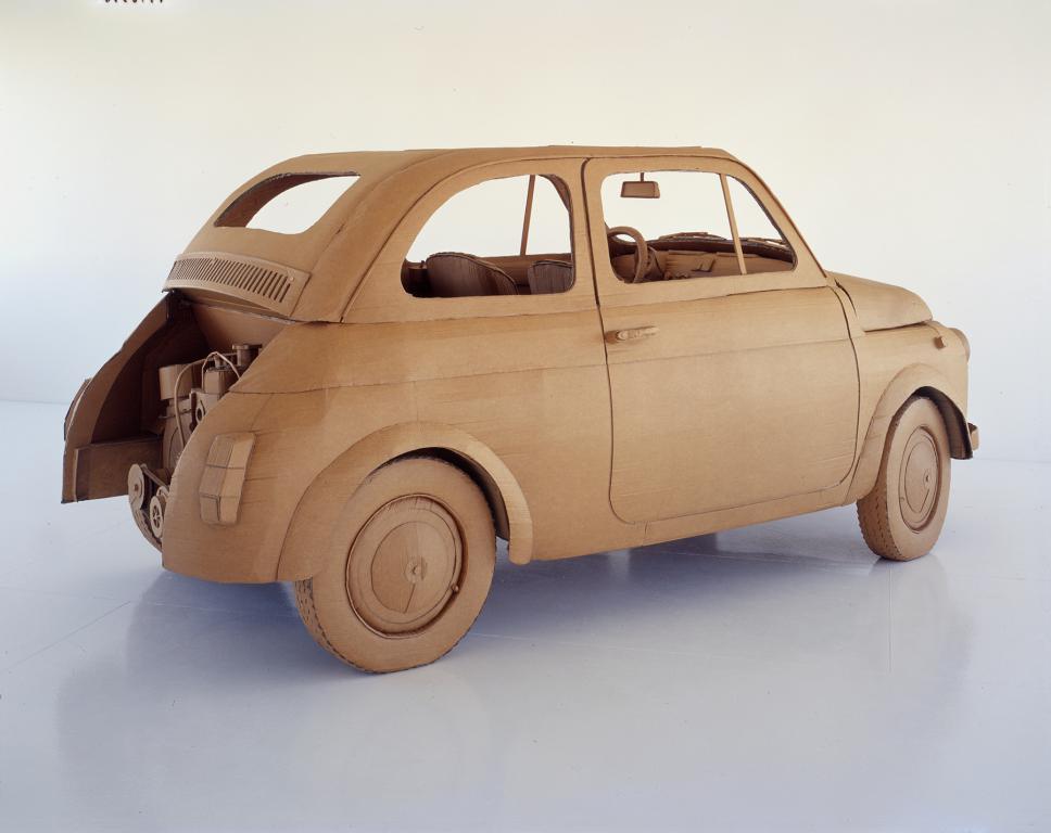 Fiat 500 (detail)