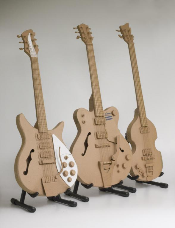 Beatles guitars